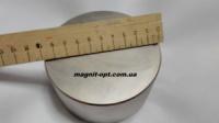 Неодимовый магнит 100х50 (сила 500 кг)
