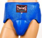 Защита паха мужская с высоким поясом(кожа)TWINS SPECIAL APL-1-BU(оригинал)