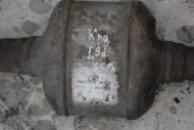 Катализатор с дизельного двигателя