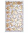 Форма «Мой Мир» для вырубки печенья «Рождество» 25 ячеек  37х22см