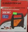 Зарядное устр. Carstech 54-060 6-12V 0-6A светодиод.