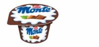 Deser mleczno-czekoladowy Monte Zott