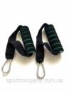 Ручки зелёные для эспандеров или тренажеров в комплекте 2 шт.
