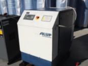 Б/у винтовой компрессор Alup SCK42-10 30 кВт двигатель