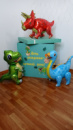 Коробка « Динозаврик!»