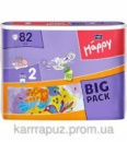 Подгузники HAPPY Bella big pack №2