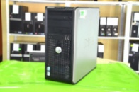 Dell Optiplex 760/ Intel Core 2 Quad Q8400 / 8Gb DDR2/ 160Gb HDD / GeForce GT730 2 gb.