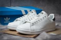 Кроссовки мужские в стиле Adidas Stan Smith, белые (14784),  [  41 42 43 44 45  ]