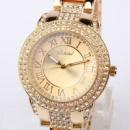 Наручные женские часы с камнями сваровски Chopard