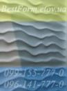 Форма силиконовая для 3D панели 070