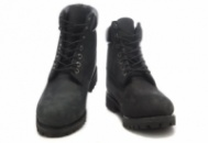 Ботинки Classic Timberland 6 inch Black Boots