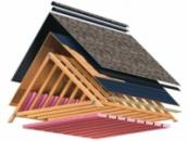 Устройство и монтаж крыши
