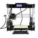 Anet A8 Desktop 3D Printer - EU PLUG BLACK