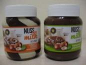 NUSS milk 400g
