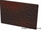 Подступень клинкерная плитка структурная CLOUD BROWN DURO 30x14,8