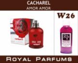 Духи Royal Parfums 100 мл Cacharel «Amor Amor»