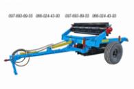 Каток -измельчитель рублячий гидрофицированый КР-6П