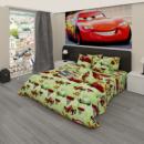 Комплект постельного белья Gold N-7608-green 1.5