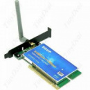 WLAN PCI карта WI-FI сетевой адаптер 802.11n 300Мб