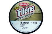 Леска Berkley Trilene Fluorocarbon 50m 0.14