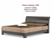 Кровать ТОКИО 1600х2000