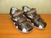 Босоножки для мальчика от ТМ «EEBB shoes»