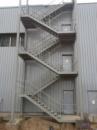 Лестница металлическая (лм-5)