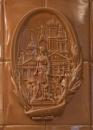 Декор - керамика для облицовки каминов, печей, лежанок
