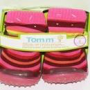 Пинетки-носочки с не скользящей силиконовой подошвой С-Т32-07 тм Том.м