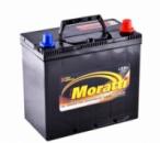 аккумулятор MORATTI TAB 6СТ-50 АзЕ Asia R+ 550023/084.033