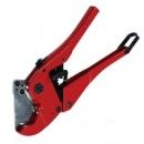 Труборез для PVC труб с фиксатором Intertool