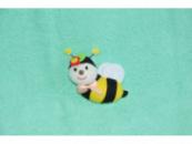 Магнит пчелка с цветочком