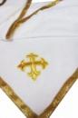 Простирадло для хрещення Пр600 (махра 80х100)