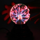 Ночник плазменный шар Plasma Ball 13 см