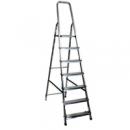 Лестница стремянка металлическая на 7 ступеней