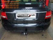 Тягово-сцепное устройство (фаркоп) Audi A6 (sedan, avant) (2004-2011)