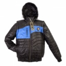 Подростковая куртка Улумбек черная
