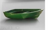 Стеклопластиковая гребная лодка «Лагуна»