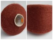 Пряжа IGEA / ANTARES, красное дерево, (30% кидмохер, 38% акрил, 32% полиамид, 950м/100г)