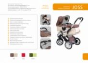 JOSS Goodbaby детская универсальная коляска (Гудбэйби)