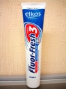 Освежающая зубная паста Elkos 125мл