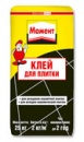 МОМЕНТ (25кг) - Клей для плитки Церезит
