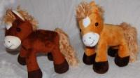 Мягкая игрушка лошадка Конь Булан средний