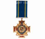 Медаль «Перемога за нами» сектор А