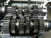 Коробка передач КПП Kawasaki ZX636_2005-2006_ZX6R