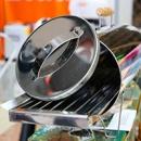 Коптильня для горячего копчения (диаметр 200 мм)