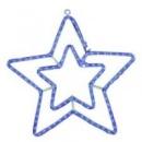 DELUX MOTIF Star синий