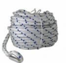 Верёвка для якоря , 8мм, 30м