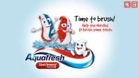 Зубная паста Aquafresh Family