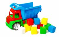 Алексбамс Бамсик + кубики малые Разноцветный 088 (tsi_16094)